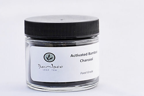 Activated Bamboo Charcoal (food grade)