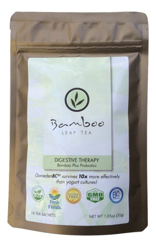 Digestive Therapy - 14 day supplement tea w/ probiotics