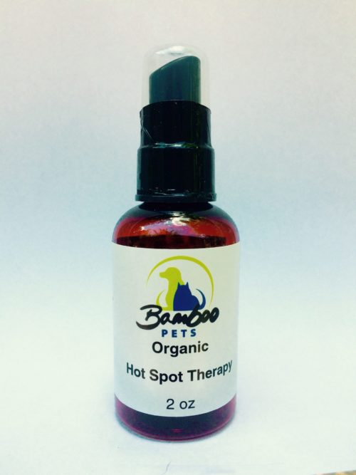 Skin Soother - Hot Spot Therapy for Pets - 2oz