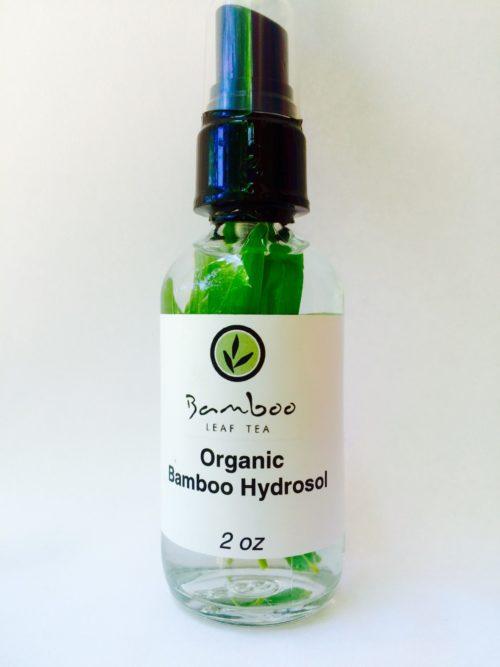 Balance - bamboo, rose, lemongrass, geranium hydrosol blend