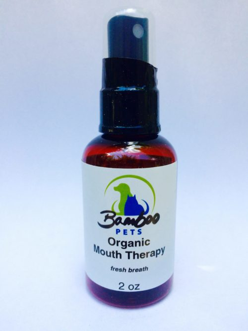 Mouth Therapy For Pets- 2oz